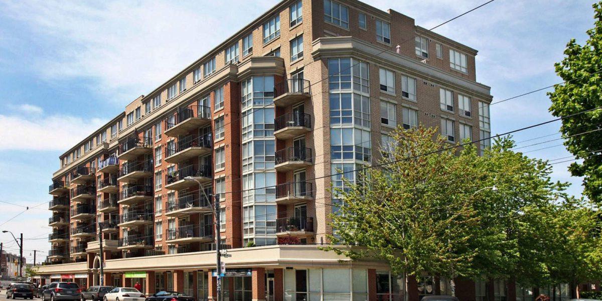 Massey Square Condos – 1000 King Street West