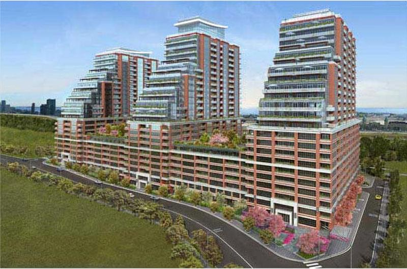 King West Condos – Phase 1 – 65 East Liberty Street