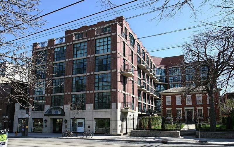 Trinity Park Lofts – 901 Queen Street West