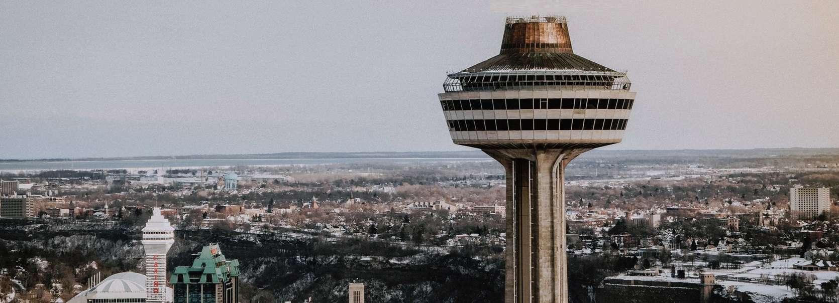 Skylon Tower in Niagara Falls