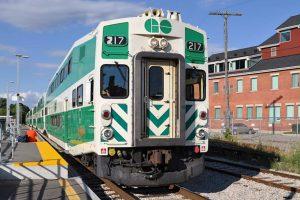 Go Train to Niagara Falls